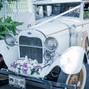 La boda de Karina Carpio y Autos Antiguos 1