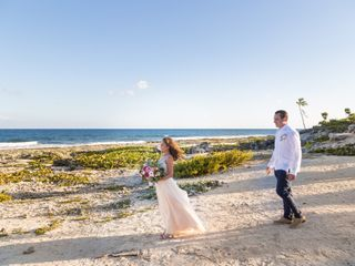 Wedding Pictures Cancún by Art & Photo 5