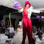 La boda de Gris Castillo y Salón y Jardín Los Pinos 15