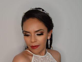 Verónica Maldonado Maquillaje y Peinado 3