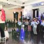 La boda de Valentín Espinosa y Grupo La Fase Remix 13