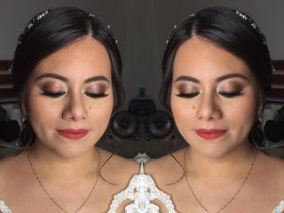 Claudia Aguilar Makeup & Hair 1