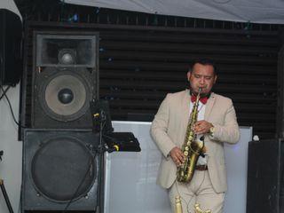 Omar Soto Woods - Saxofonista 1