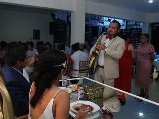 Omar Soto Woods - Saxofonista 3