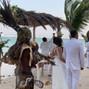 La boda de Ale Alvarez y Bluekay EcoResort 18