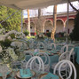 La boda de Lizeth Sanchez y Hacienda Santo Domingo 12