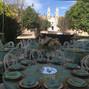 La boda de Lizeth Sanchez y Hacienda Santo Domingo 15
