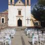 La boda de Lizeth Sanchez y Hacienda Santo Domingo 17