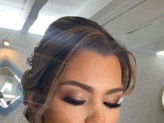 Paulina Hernández Make Up 4