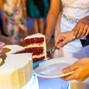 La boda de Raquel Salas y Shoe Box Bakery 4