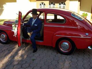 Grupo Barrhen - Autos clásicos 1