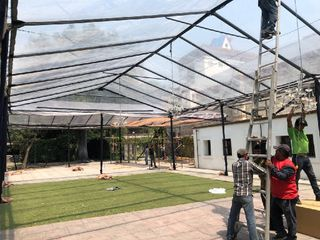 Jardín del Molino de Huexotitla 5