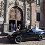 La boda de Hilaria Ortega Vargas y Mustang Convertible 2