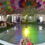 La boda de Carlos Larios y Salón y Jardín Los Pinos 6
