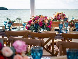 Weddings Cancún Marina 5