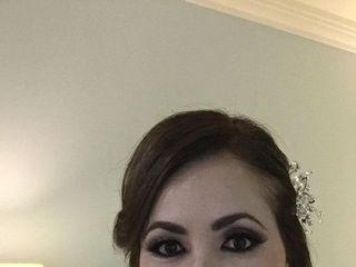 Daniela Rosete Make Up 1