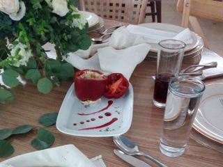 Banquetes Camino Premium 4