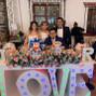 La boda de Jazmín Rios y Yaakunaj Letras Gigantes 6