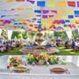 La boda de Diana Falcón y Banquetes B&O 10