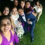 La boda de Margie Melgar y Vestidos Convertibles Modela Bella 15