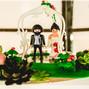 La boda de Susana Vivanco y Angy Pastelería 5