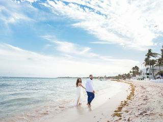 Wedding Pictures Cancún by Art & Photo 1