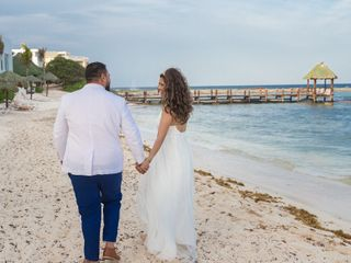 Wedding Pictures Cancún by Art & Photo 4