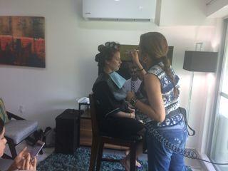 Fernanda Montealegre Makeup Artist 3