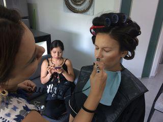 Fernanda Montealegre Makeup Artist 4