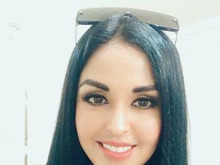 Marcela Ramírez Make Up 1
