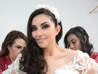 Marcela Ramírez Make Up 2