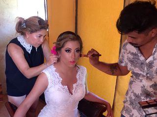 Anastacio Makeup & Hair 3