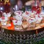 La boda de Penelope Unda Sala y Gonzardi Banquetes 9