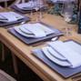La boda de Penelope Unda Sala y Gonzardi Banquetes 10