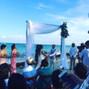 La boda de Antonio y Azul Amour 11