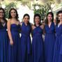La boda de Catherine Ortiz y Vestidos Convertibles Modela Bella 6