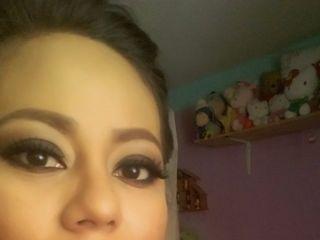 Liliana De La Torre Make Up 1