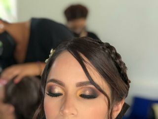 Ximenicka Makeup Artist 1