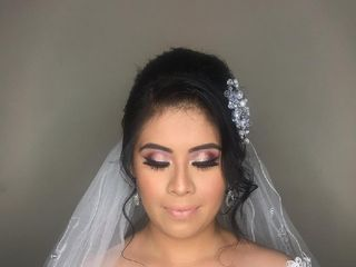 Lidya Espíndola Make Up 2