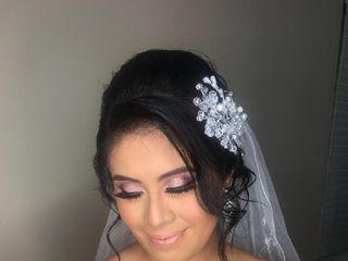 Lidya Espíndola Make Up 4