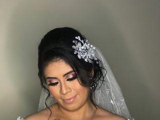 Lidya Espíndola Make Up 5