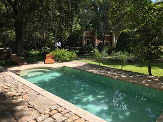 Hacienda Itzincab de Cámara 1