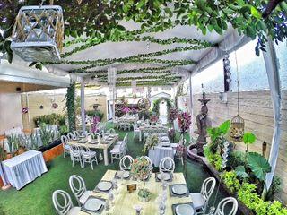 Jardín Terrazas Lindavista 1