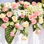 La boda de Samanta Ponce y Club Santa María 16