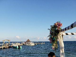 Decoración Floral Cancún 4