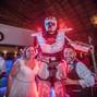 La boda de Xosh Estrada y A&L Cancún Pista Iluminada 11