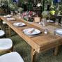 La boda de Aglae Bejarano y Banquetes All 125