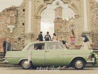 Renta Auto Antiguo Puebla 2