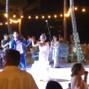 La boda de Candy Jailin y A&L Cancún Pista Iluminada 14