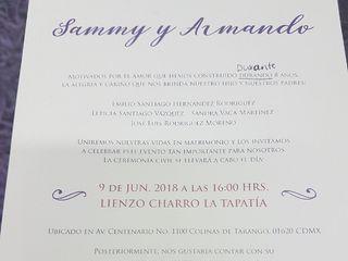 Invitaciones Muy Mío 2